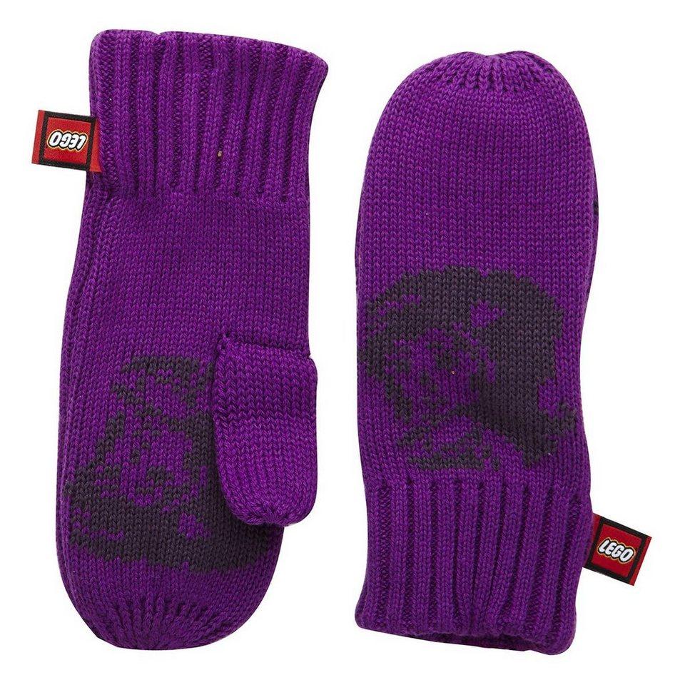 LEGO Wear Strick-Handschuhe von LEGO® Wear - Friends in lila
