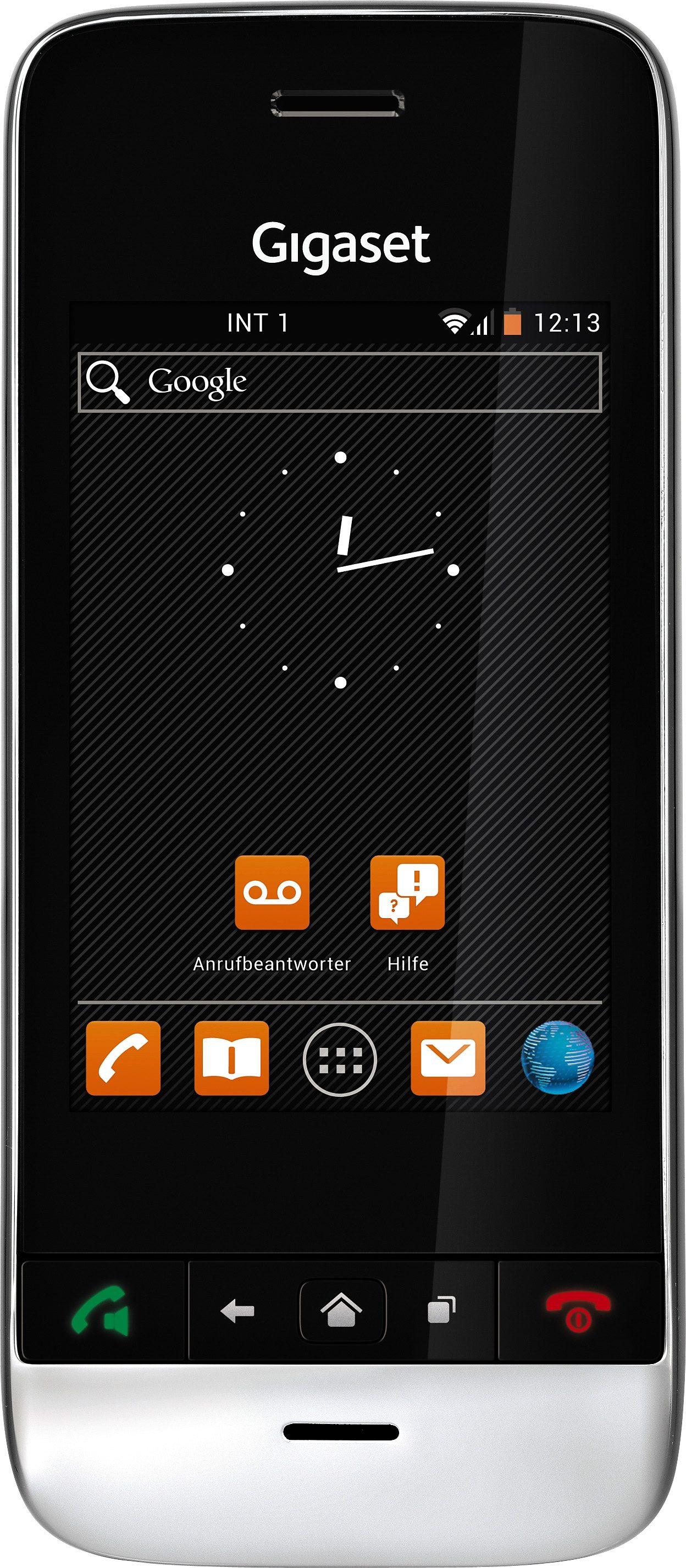 Gigaset SL930 A Schnurloses DECT Telefon mit AB