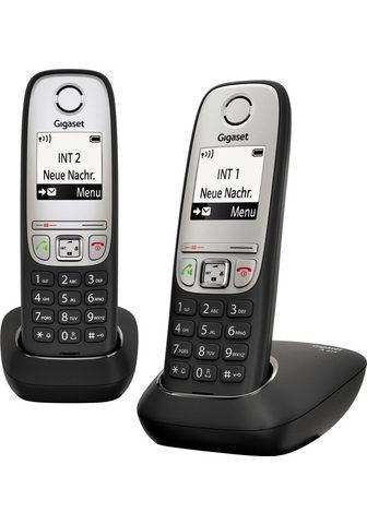 GIGASET »A415« Bevielis DECT-Telefon (Mobiltei...
