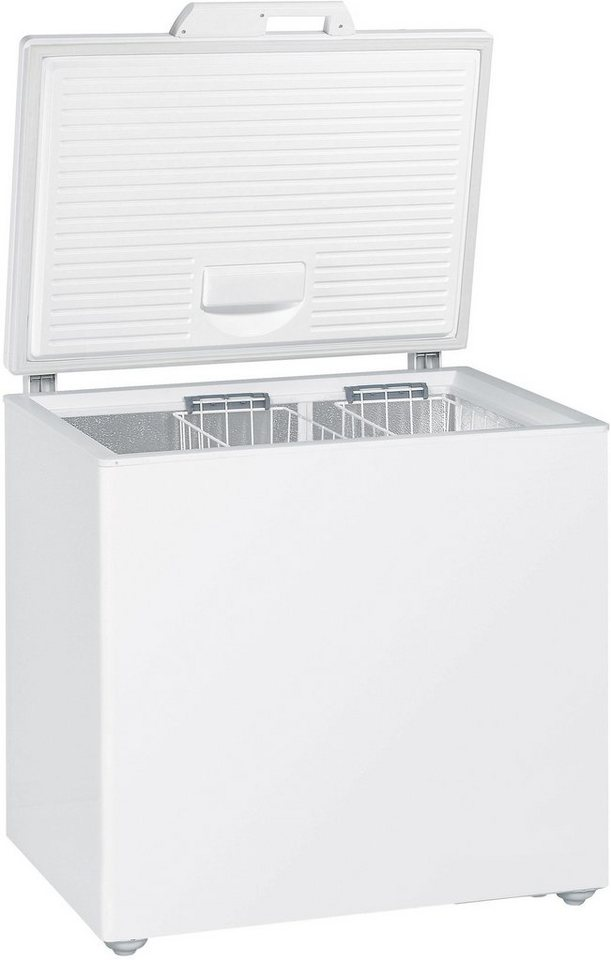 Liebherr Gefriertruhe GT 2632-20, A++,87,3 cm breit in weiß