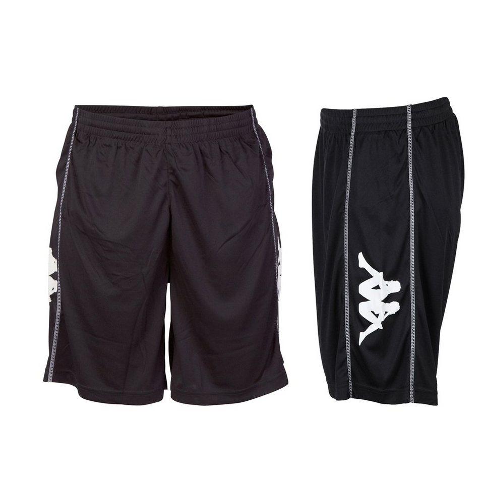 KAPPA Training Shorts »BALI« in black