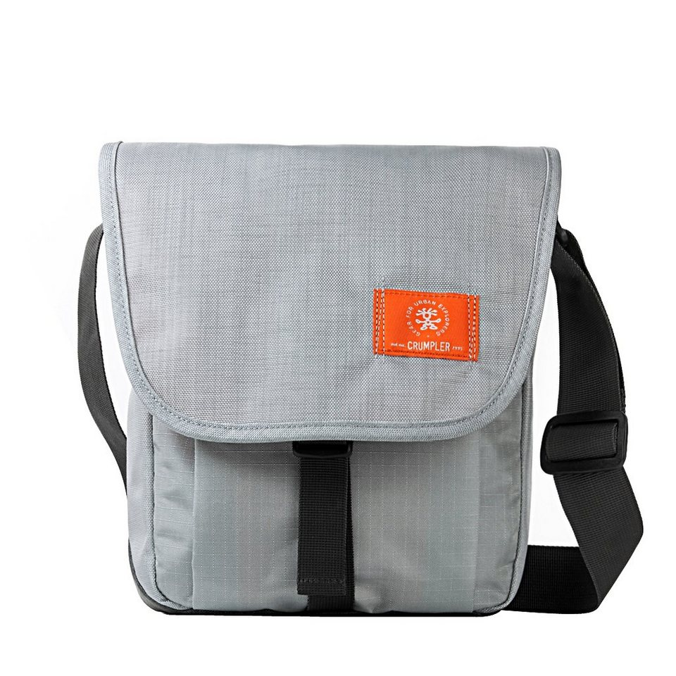 crumpler tasche webster sling metallic silber tablet 7 9. Black Bedroom Furniture Sets. Home Design Ideas