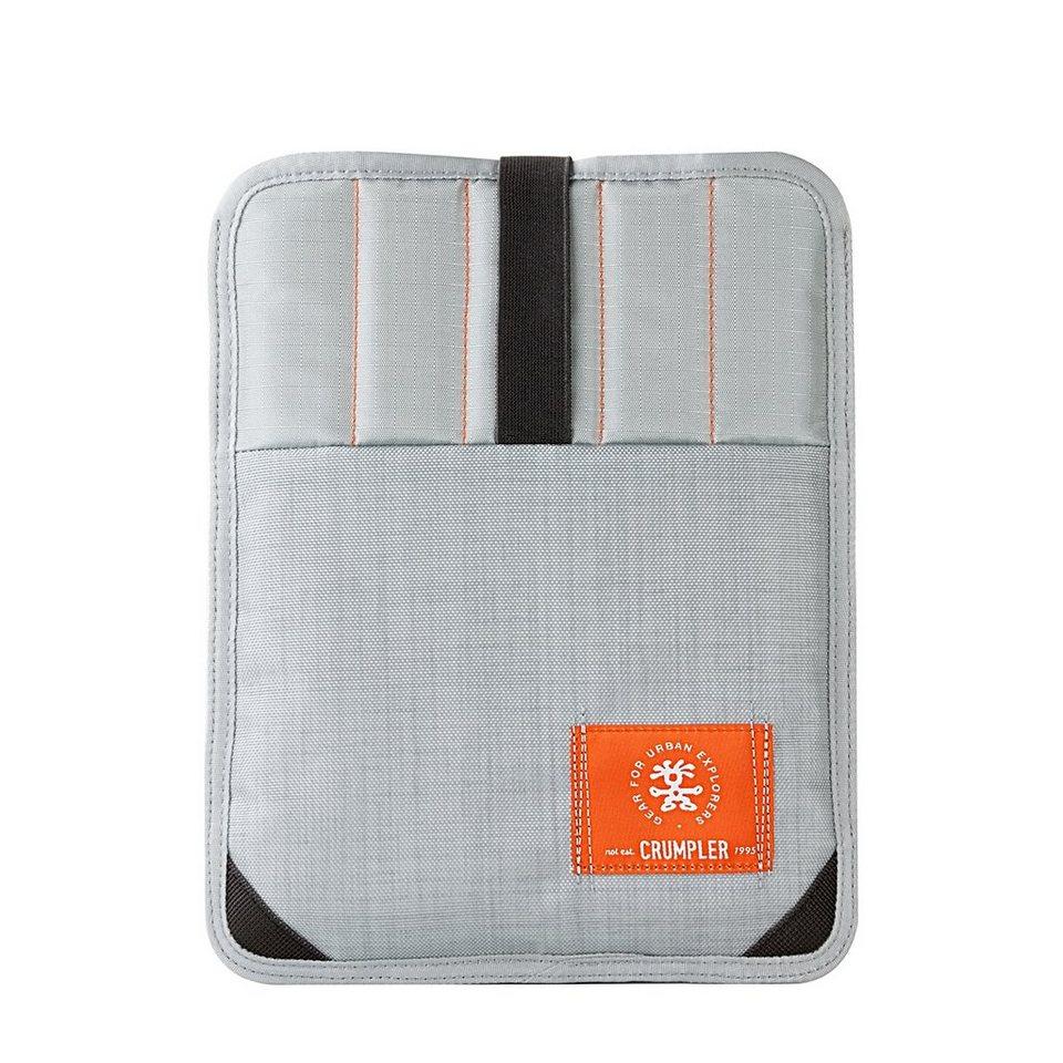 Crumpler SoftCase »Webster Sleeve Metallic Silber iPad (2/3/4) Air (1« in silber