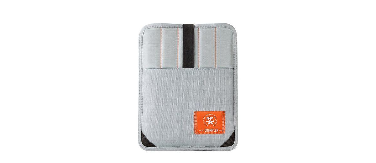 Crumpler SoftCase »Webster Sleeve Metallic Silber iPad (2/3/4) Air (1«