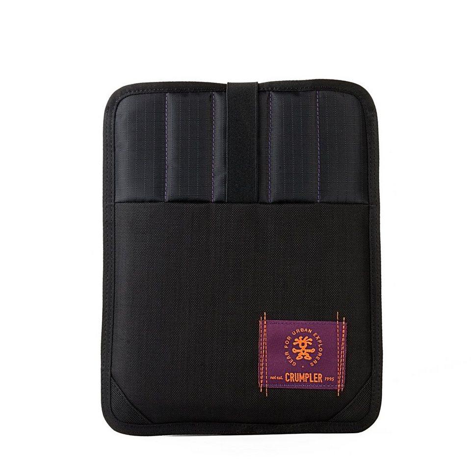 Crumpler SoftCase »Webster Sleeve Schwarz iPad (2/3/4) Air (1/2) Sams« in schwarz