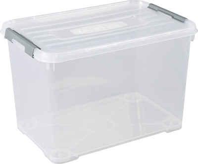 Curver Aufbewahrungsbox »HANDY+« (Set, 3 Stück), 65 Liter