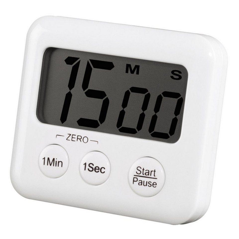 Xavax Küchentimer Time(r) Machine in Weiss