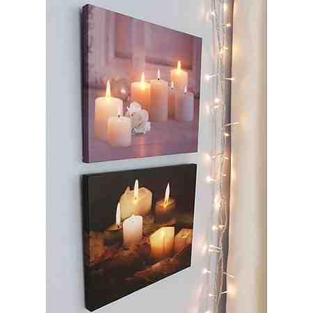 SET: LED-Leuchtbilder