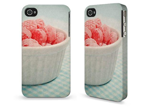 caseable Hülle / Case für Apple iPhone 4 und 4s