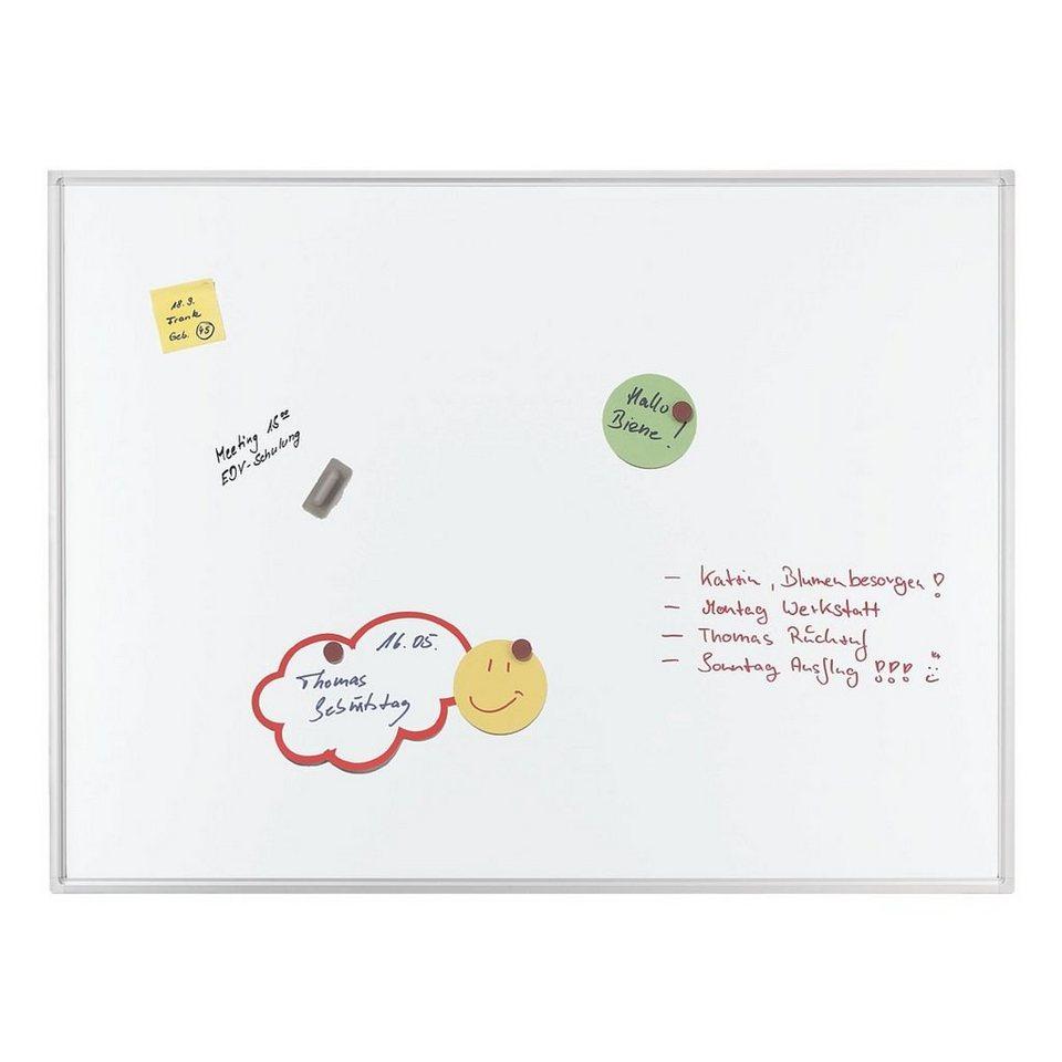 franken whiteboard emailliert 120 x 90 cm eco sc4203. Black Bedroom Furniture Sets. Home Design Ideas