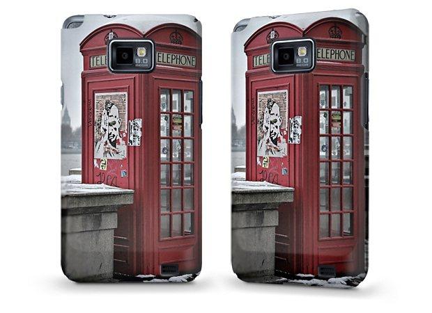 caseable Hülle / Case / Cover für Samsung Galaxy S2