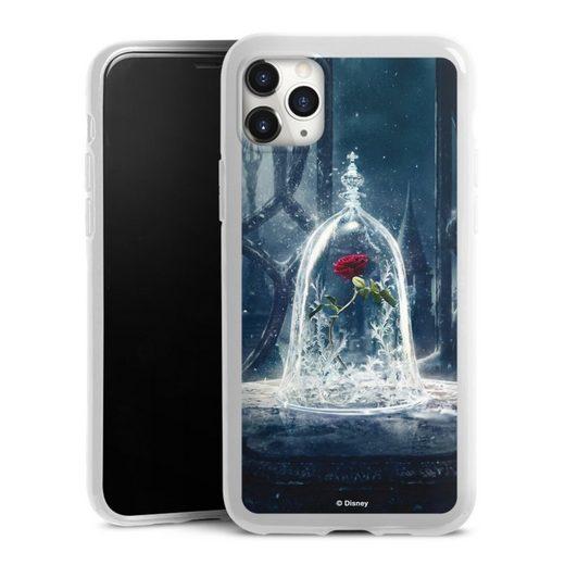 DeinDesign Handyhülle »Rose under glass movie« Apple iPhone 11 Pro Max, Hülle Die Schöne und das Biest Disney Princess Rose