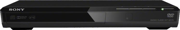 sony dvp sr170b dvd player online kaufen otto. Black Bedroom Furniture Sets. Home Design Ideas