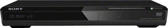 Sony »DVP-SR170B« DVD-Player (DVD-Videowiedergabe)