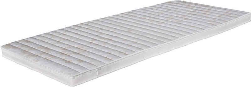 Topper »Argan Top«, Hn8 Schlafsysteme, 8 cm hoch, Raumgewicht: 40, Gelschaum, Hochwertiger Doppeltuchbezug mit Argan Öl Bezugsveredelung.