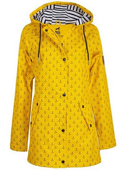 DEPROC Active Regenjacke »Regenjacke & Longjacket LARA PEAK MH WOMEN NEW CS« auch in Großen Größen erhältlich