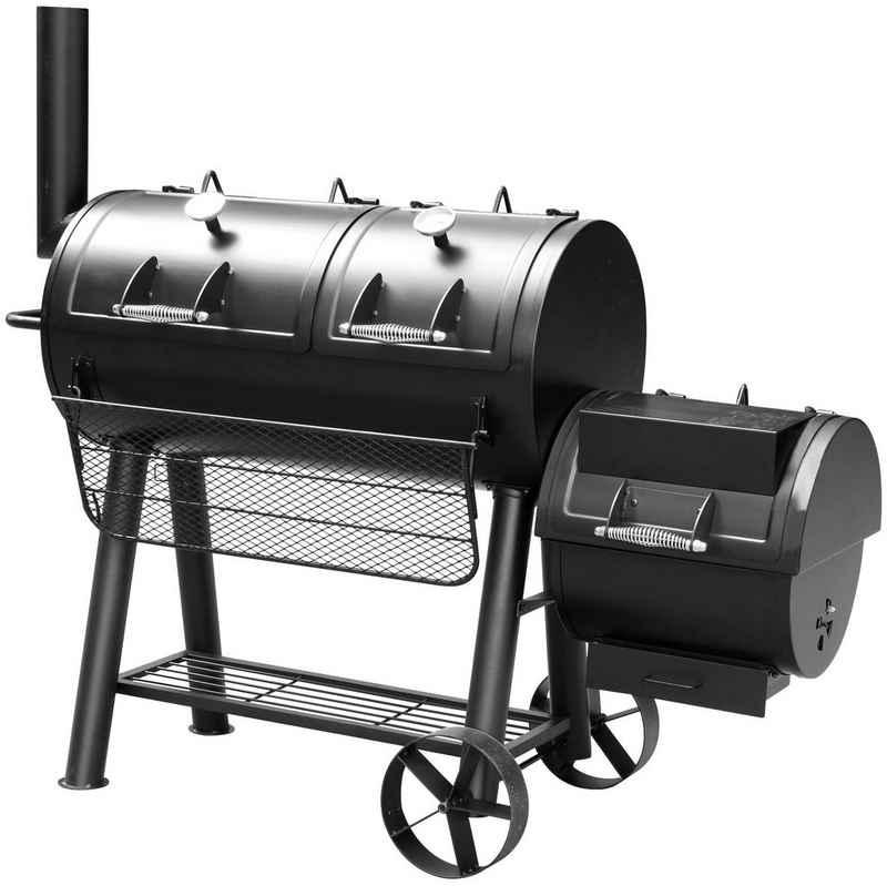 El Fuego Smoker »Minnesota«, BxTxH: 184x88x153 cm