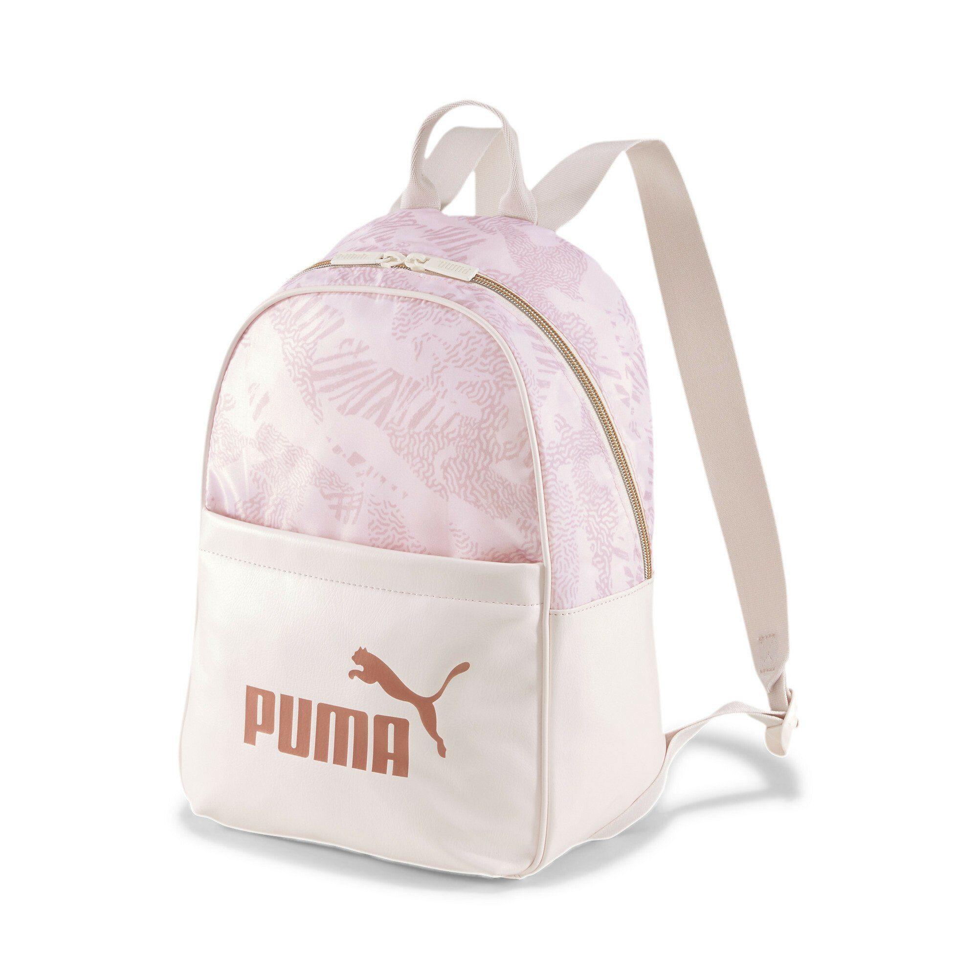 damen rucksack in pink von nike oder puma