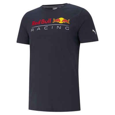 PUMA T-Shirt »Red Bull Racing Herren T-Shirt mit Logo«