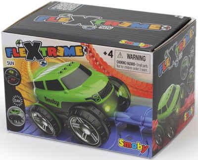 Joker Rennbahn-Auto »Flextreme SUV grün«