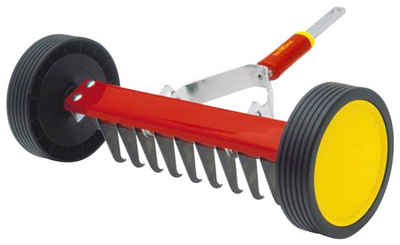 WOLF-Garten Rasenlüfter »UR-M3«, 30 cm Arbeitsbreite, Vertikutier-Roller, ohne Stiel