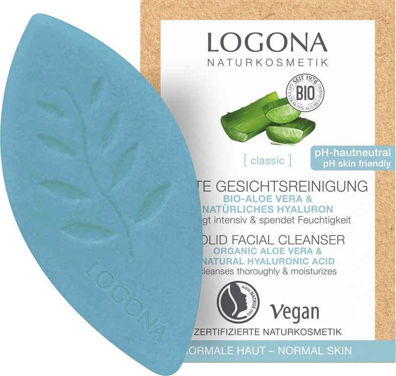 LOGONA Gesichtsseife »Logona [classic] Feste Gesichtsreinigung«