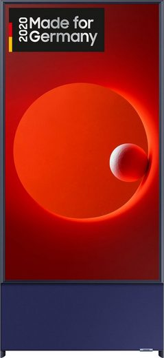 "Samsung GQ43LS05T ""The Sero"" QLED-Fernseher (108 cm/43 Zoll, 4K Ultra HD, Smart-TV, 360° Drehbarer Bildschirm)"