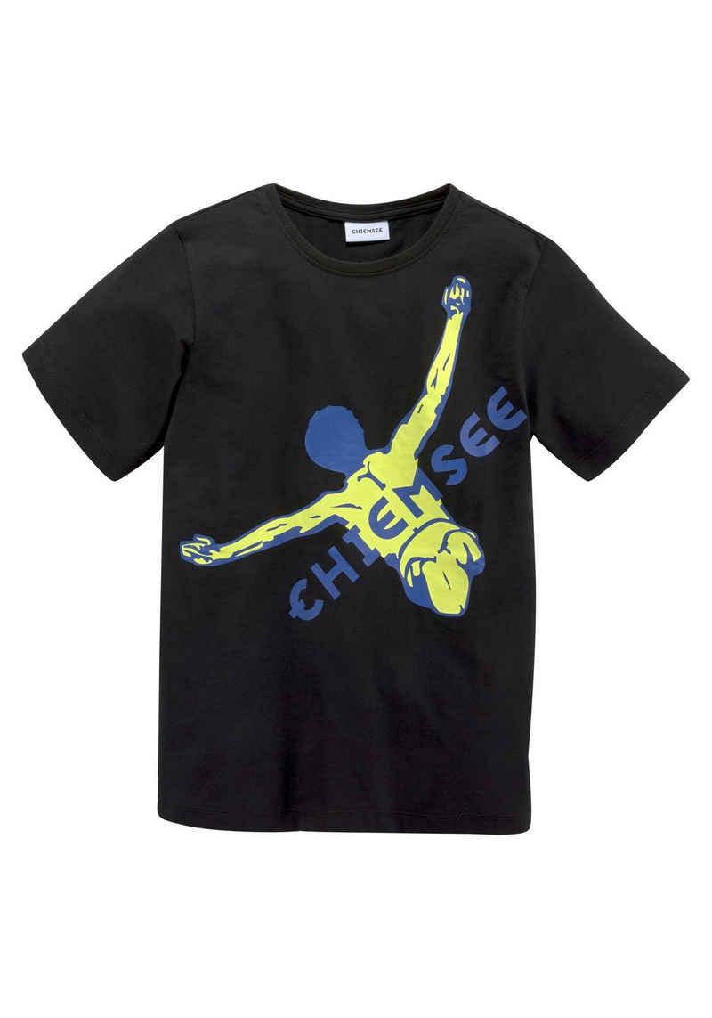 Chiemsee T-Shirt »DYNAMIC OPTIC«