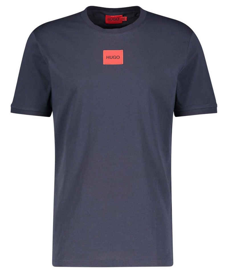 "HUGO T-Shirt »Herren T-Shirt ""Diragolino""«"