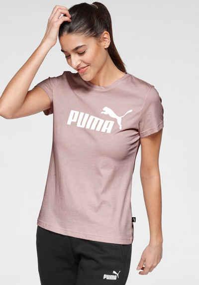 PUMA T-Shirt »ESS Logo Tee«