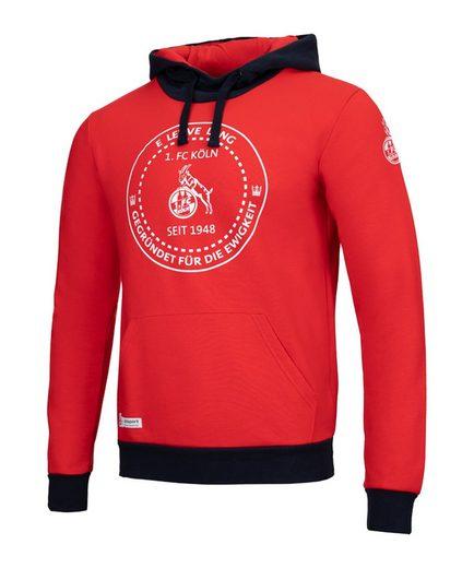 Uhlsport Sweatshirt »1. FC Köln Xmas Hoody«