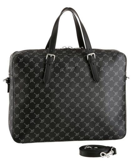 Joop! Messenger Bag »cortina nanni businessshopper lhz«, mit abnehmbaren Umhängeriemen