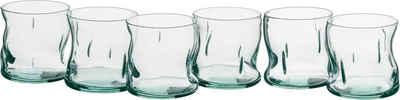 OTTO products Longdrinkglas »Ezzo«, Glas, 6-teilig