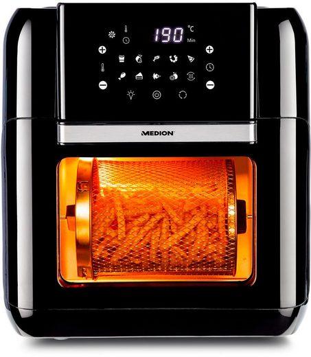 Medion® Heissluftfritteuse MD 10072, 1500 W