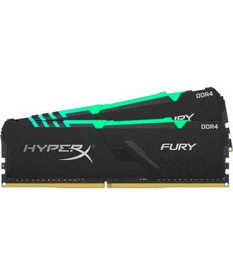 HyperX » Fury RGB DDR4 3200MHz 16GB (2x 8GB) ...