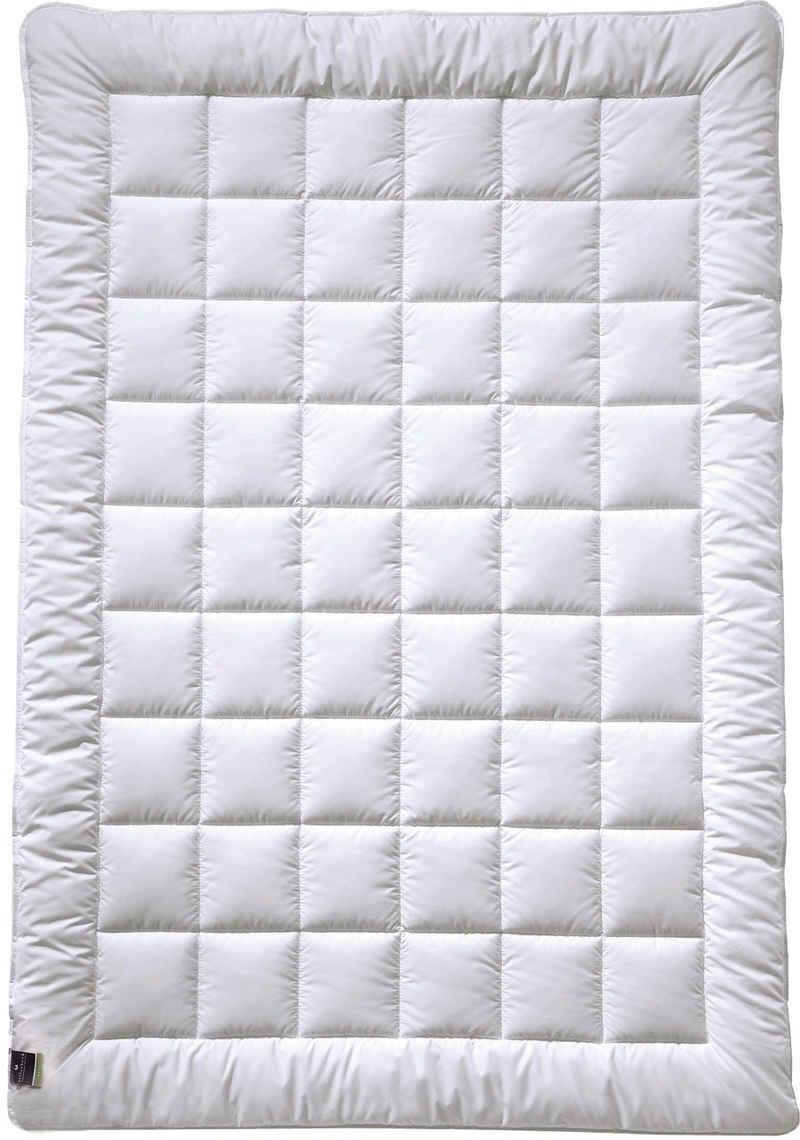 Kunstfaserbettdecke, »520 ALCANDO®«, billerbeck, Füllung: AIRSOFT® - Hohlfaser, Bezug: Baumwoll-Feinperkal, mit optimalen Feuchtigkeitstransport