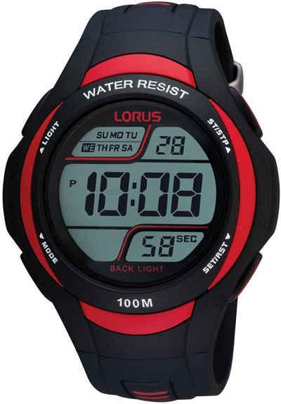 LORUS Chronograph »R2307EX9«