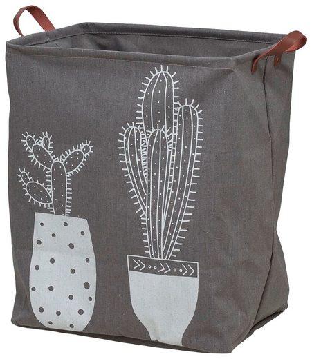 Sealskin Wäschekorb »Cactus«, 30 x 50 x 40 cm