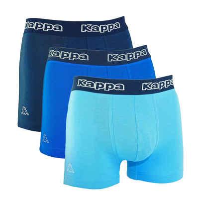 Kappa Boxershorts »Basic Boxer Tsuna« im 3er Pack