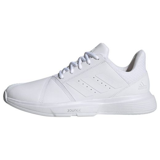 adidas Performance »CourtJam Bounce multicourt leather Tennisschuh« Fitnessschuh