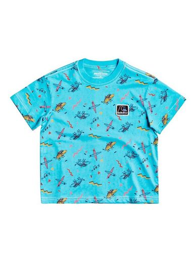 Quiksilver T-Shirt »Flip Snacking«
