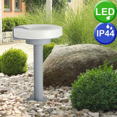 EGLO Sockelleuchten, Sockelleuchte Energiespar Leuchte 22W Steh Lampe Außenleuchte Garten Eglo ROI 88156