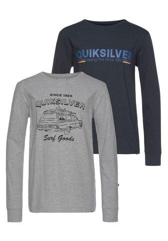 Quiksilver Marškinėliai ilgomis rankovėmis »BURNI...