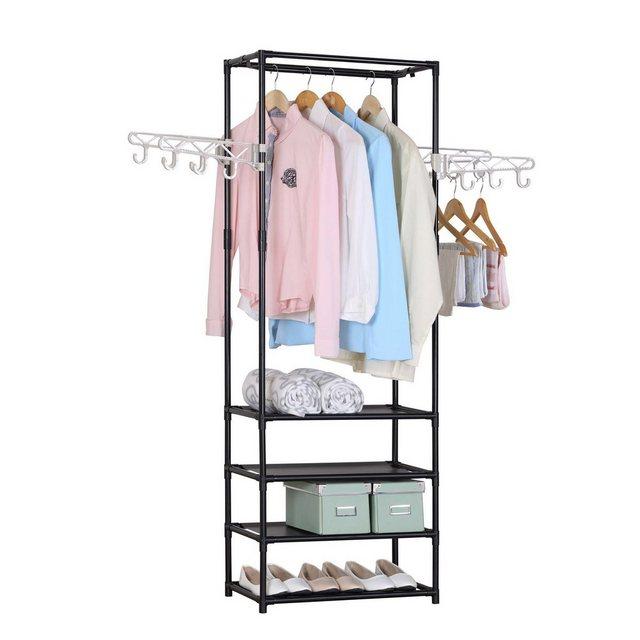 Kleiderständer und Garderobenständer - HTI Line Kleiderständer »Garderobe Lena L«  - Onlineshop OTTO