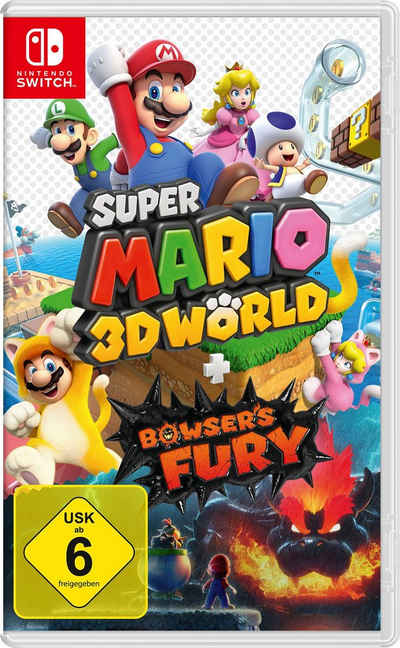 Product Image Super Mario 3D World + Bowser's Fury [Switch]