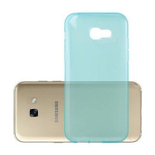 Cadorabo Handyhülle »Hülle silikon case cover für« Samsung Galaxy A5 2017, TPU Silikonhülle Schutzhülle Ultra Slim Soft