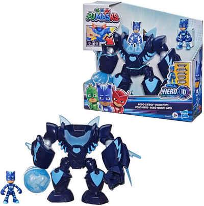 Hasbro Actionfigur »PJ Masks, Robo-Catboy«, mit Licht- und Soundeffekten