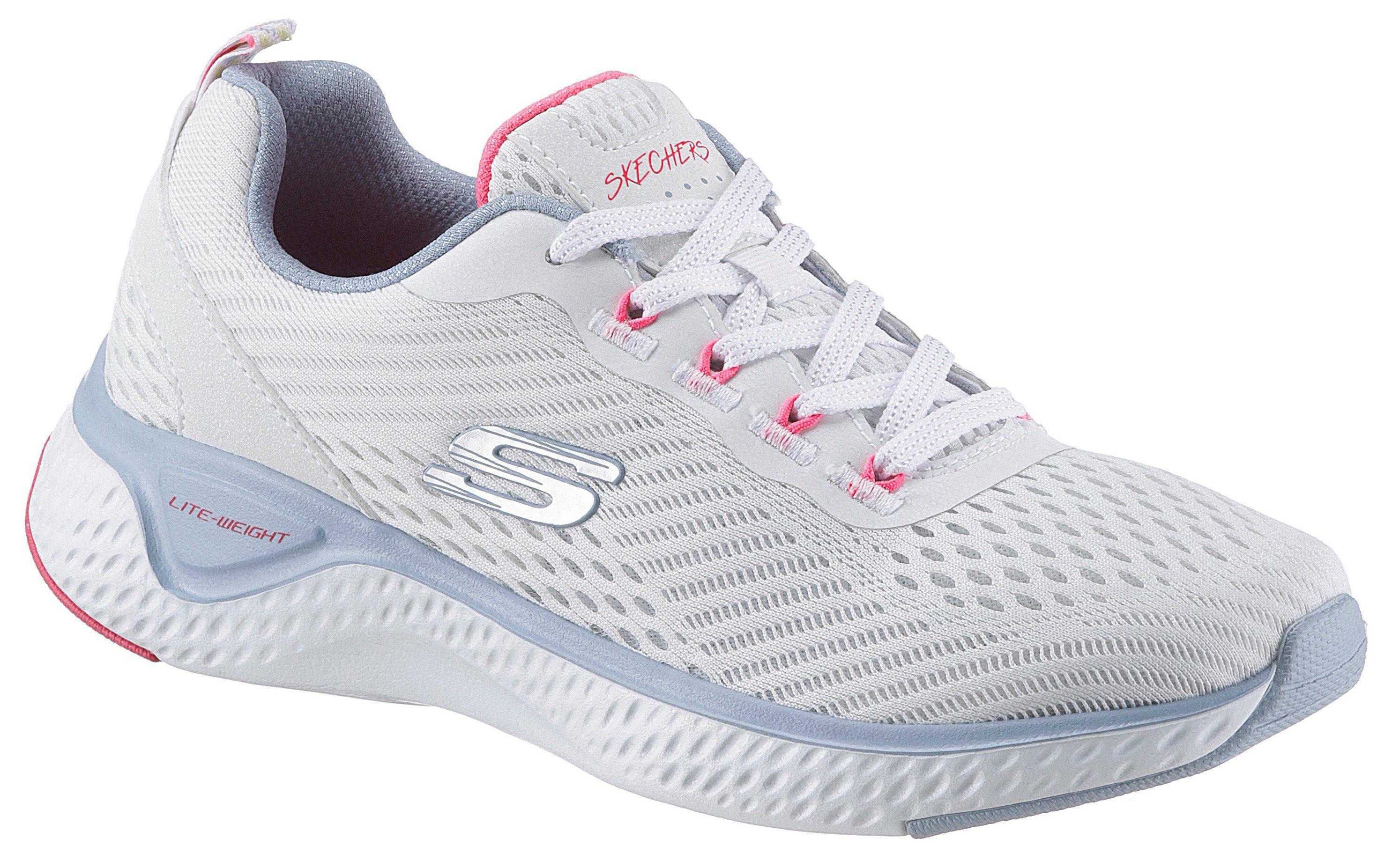 Skechers »Solar Fuse Cosmic View« Sneaker in modischer I8jj3