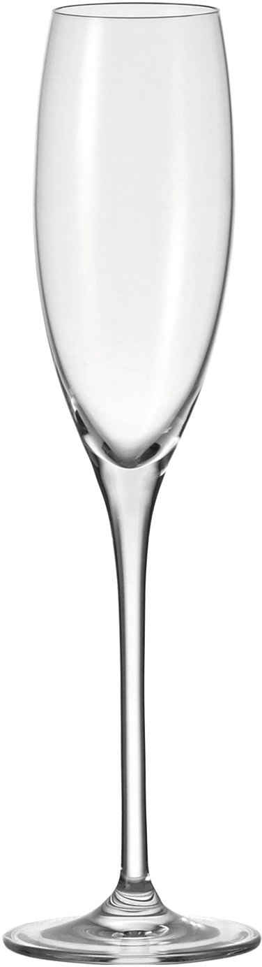 LEONARDO Sektglas »Cheers«, Glas, 220 ml, 6-teilig