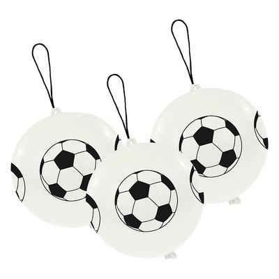 Amscan Luftballon »Punchballons Fußball, 3 Stück«
